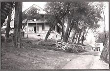 VINTAGE RPPC 1912 CALIFORNIA HOT SPRINGS LODGE BUILDINGS OLD PC PHOTO POSTCARD
