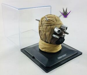25 Tusken Helmet Casque Star Wars 1/5 Altaya + fascicle