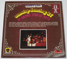 Philippines JAMES LAST Non Stop Dancing 27 LP Record