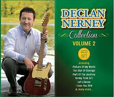 Declan Nerney - The Collection Vol. 2 3CD NEW 2016