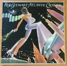 "ROD STEWART,ATLANTIC CROSSING,VINTAGE 1975 ALBUM,12"" LP33,IN EXCELLENT CONDITION"