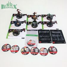 Heroclix / Horroclix Hellboy and the BPRD Action Pack set!