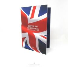 2012 London OLYMPIC Games 50p Collectors coin album for 30 Coins XMAS Stocking