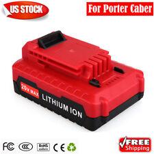 NEW For PORTER CABLE PCC680LP PCC685L PCC740B 20Volt Max Lithium-Ion 20V Battery