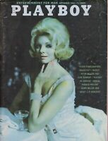 PLAYBOY SEPTEMBER 1964 Astrid Schulz Elke Sommer Henry Miller '61 Playmates (4)