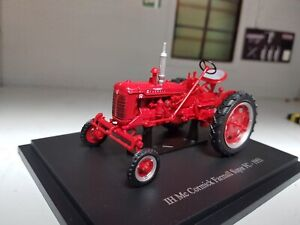 1:43 Mccormick Farmall Super FC Tracteur IH 1955 Classique Uh Hachette Maquette
