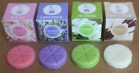 1-16pcs Highly Scented Wax Melts Floral Tea Light Oil Electric Burner Relax Bulk