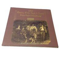 Crosby Stills Nash & Young Vinyl LP Deja-Vu 1977 US Neil Young AUTOGRAPHED Copy!