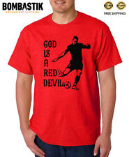 R0306 IBRA for Manchester United and Zlatan Ibrahimovic Fans T-shirt Football