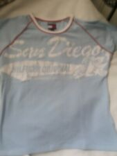 Tommy hilfiger t shirt Girls Age 14 YearsHas been worn for a few timesAs good