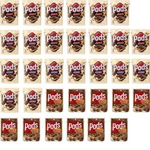 Bulk Wholesale 33 Australian Pods Mars, Snickers, Twix 160g Bags -11 Each Flavor