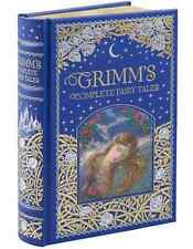*New Sealed Leatherbound* BROTHERS GRIMM COMPLETE FAIRY TALES (2015)