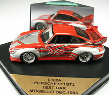 Vitesse l162a-porsche 911 gt2-test car Mugello DEC. 1994 - 1:43 - voiture miniature