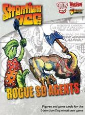 STRONTIUM DOG : ROGUE SD AGENTS - 2000AD - WARLORD GAMES