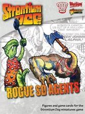 Perro de Estroncio: agentes Rogue SD - 2000AD-Warlord Games