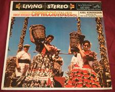 RCA LSC-2323 Tchaikovsky/ Rimsky-Korsakoff CAPRICCIO Living Stereo RARE