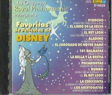 Favoritas De Peliculas De Disney Latin Music CD New