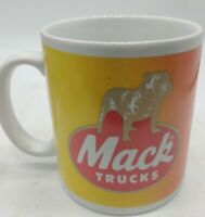 Mack Trucks Mug - Ceramic - Dakin - seen the new 500 horsepower mack? Man mug