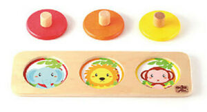 Surprise Window - Circles  Kids Childrens Board Puzzles