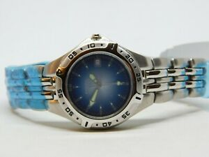 Fossil PR-5188 Silver Tone Quartz Analog Ladies Watch