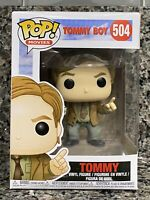 NEW FUNKO POP! MOVIES #504 TOMMY BOY TOMMY COLLECTIBLE VINYL FIGURE NON MINT BOX