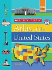 Scholastic Atlas Of The United States [Jun 01, 2003] Rubel, David