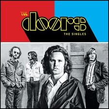 The Doors - The Singles - New Double CD + Blu-ray Album