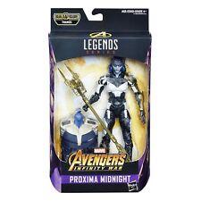 Hasbro Marvel Legends Series Avengers Infinity War Proxima Midnight E1384