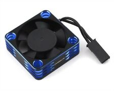 ProTek RC 30x30x10mm Aluminum High Speed HV Cooling Fan (Blue/Black) - PTK-2112