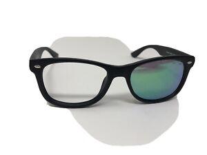 Ray Ban RJ 9052s 100s/3R 47-15-125 Kids Child Sunglasses Frame Black RM47