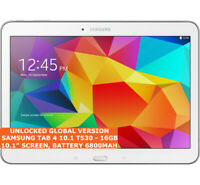 SAMSUNG GALAXY TAB 4 10.1 T530 16gb Quad-Core 10.1 Inch Wifi Android Tablet Pc
