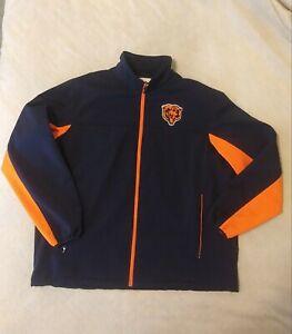 Chicago Bears G-III Sports Full Zip Jacket Mens Size 2XL