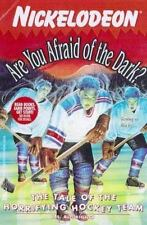 The TALE OF THE HORRIFYING HOCKEY TEAM: ARE YOU AFRAID OF THE DARK? #2-ExLibrary