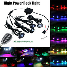 36W High Power Rock Light RGB LED Rock Light with Wireless Remote Control