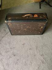 Hartman Wardrobe Case Gibraltarized Steamer Wardrobe Tourobe Suitcase Luggage