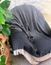 laine couverture,Couvre-lit,canapé-couverture,140x180 cm fabriqué en Allemagne