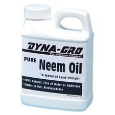 Dyna-Gro Pure Neem Oil 8 oz Plant Food Fertilizer Hydroponics Bloom