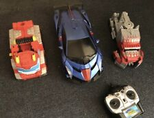 Transformer Toys, Cars, Remote Contol