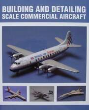 Building and Detailing Scale Commercial Aircraft > livre,book,buch,boek,libro