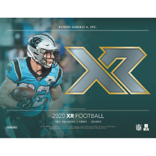 Aaron Rodgers 2020 PANINI XR FOOTBALL 30 BOX 2 FULL CASE PLAYER BREAK