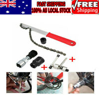 5x Freewheel Bike Chain Whip Cycle Bicycle Cassette Cog Removal Remover Tool