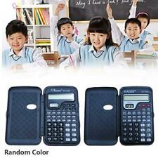 Wissenschaftlicher Taschenrechner mit mehreren Funktionen und Studentenuhr O9W6