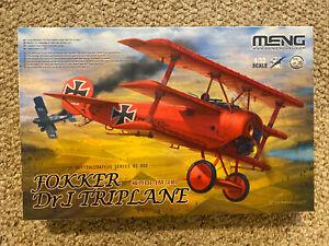 1/32 Meng Fokker Dr.1 Triplane