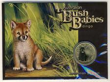 AUSTRALIEN - 1 Dollar 2011 - DINGO - Bush BABIES - ANSEHEN (10496/503N)