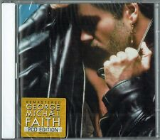 GEORGE MICHAEL - Faith (2CD Edition Remastered) 19 Tracks.  New Sealed