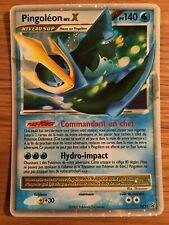 Pingoleon holo 160pv 81//131 nine-card pokemon