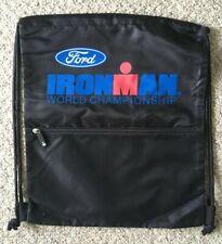 New listing Brand New!Lot of 10!  IRONMAN TRIATHLON WORLD CHAMPIONSHIP Sling BAG/Backpack