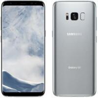 Samsung Galaxy S8 - 64GB - Silver - Unlocked - Smartphone - G950U