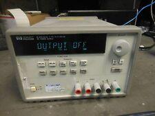 HP E3632A 120W, 0-15V/0-7A or 0-30V/0-4A  DC Power Supply E3632A STD