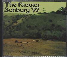 The Fauves Sunbury 97 cd single like new